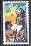 Stamps : Europe : Spain :  SAN DIEGO (33)
