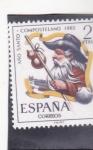 Stamps : Europe : Spain :  AÑO SANTO COMPOSTELANO (33)
