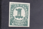 Stamps : Europe : Spain :  CIFRA (33)