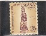 Stamps : Europe : Spain :  STA. MARIAS DEL ALCAZAR(33)
