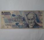 monedas de America - México -  1989 - 20.000 pesos
