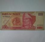 monedas de America - México -  2000 - 100 pesos