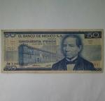 monedas de America - México -  1973 - 50 pesos