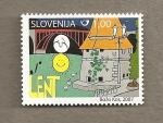Sellos de Europa - Eslovenia -  Festival de Lent en Maribor