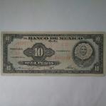 monedas de America - México -  1965 - 10 pesos