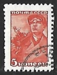 Sellos de Europa - Rusia -  Trabajador