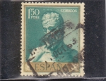 Stamps : Europe : Spain :  RETRATO (33)