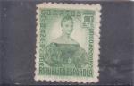 Stamps : Europe : Spain :  MARIA PINEDA (33)