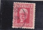 Stamps : Europe : Spain :  PABLO IGLESIAS (33)