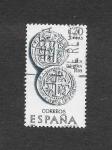 Sellos de Europa - España -  Edf 1753 - Forjadores de América