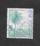 Stamps Spain -  Edf 1731 - Seríe Turística