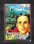 Sellos del Mundo : Africa : República_Democrática_del_Congo :  Henry Ford