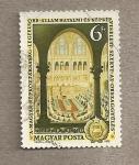 Stamps Hungary -  Sesión Parlamento húngaro