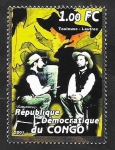 Sellos de Africa - República Democrática del Congo -  Toulouse - Lautrec
