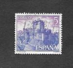 Sellos de Europa - España -  Edf 1814 - Castillos de España