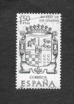 Stamps : Europe : Spain :  Edf 1891 - Forjadores de América