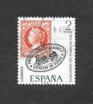 Sellos del Mundo : Europa : España : Edf 1974 - Día Mundial del Sello