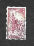 Stamps : Europe : Spain :  Edf 2067 - Año Santo Compostelano