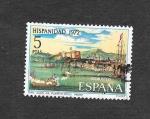Sellos del Mundo : Europa : España : Edf 2109 - Hispanidad. Puerto Rico