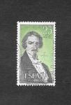 Sellos del Mundo : Europa : España : Edf 2072 - Personajes Españoles