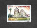 Stamps Spain -  Hispanidad. Nicaragua