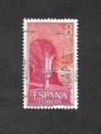 Sellos de Europa - España -  Monasterio de Leyre