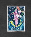 Stamps Spain -  Edf 2211 - Centenario de la Unión Postal Universal
