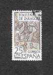 Stamps of the world : Spain :  Bimilenario de Zaragoza