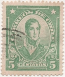 Stamps America - Chile -  Y & T Nº 137