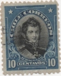Stamps Chile -  Y & T Nº 138 [1]
