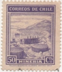 Stamps America - Chile -  Y & T Nº 173