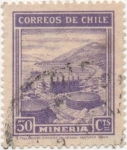 Stamps America - Chile -  Y & T Nº 173 [1]