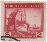 Sellos del Mundo : America : Chile : Y & T Nº 176