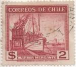 Sellos del Mundo : America : Chile : Y & T Nº 176 [1]