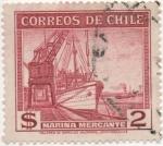 Sellos del Mundo : America : Chile : Y & T Nº 176 [2]