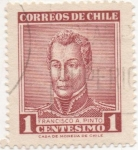 Stamps : America : Chile :  Scott Nº 324