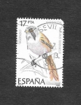 Stamps : Europe : Spain :  Edf 2823 - Pájaros
