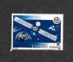 Stamps : Europe : Spain :  Edf 3060 - 125º Aniversario de la Unión Internacional de Telecomunicaciones (U.I.T.)