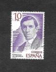 Stamps Spain -  Personajes Españoles