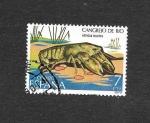 Stamps : Europe : Spain :  Edf 2532 - Fauna. Invertebrados.