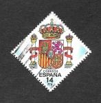 Sellos del Mundo : Europa : España : Edf 2685 - Escudo de España