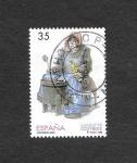 Stamps : Europe : Spain :  Edf 3596 - Navidad