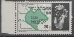 Sellos de America - México -  Federación de Chiapas 1824-1974