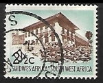 Sellos de Africa - Sudáfrica -  United Nations Institute for Namibia