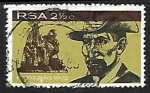 Sellos de Africa - Sudáfrica -  James Barry Munnick Hertzog (1866-1942