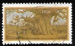 Stamps : Africa : South_Africa :  Centenary of the birth of Erich Mayer
