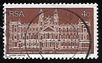 Sellos de Africa - Sudáfrica -  Supreme Court of Transvaal