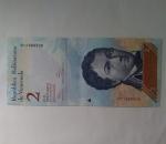 monedas de America - Venezuela -  2012 - 2 bolivares