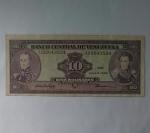 monedas de America - Venezuela -  1995 - 10 bolivares