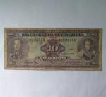 monedas de America - Venezuela -  1973 - 10 bolivares